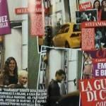 Belen Rodriguez, Fabio Borriello a casa della showgirl. Intanto Emma Marrone...