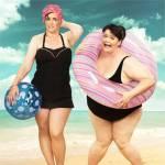 """""""The Beth Project"""", stessa persona, 68 chili in meno...Foto prima e dopo 05"""
