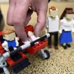 "Royal baby aggiunta alla ""Miniland Royal Family"" fatta con i Lego FOTO04"