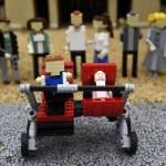 "Royal baby aggiunta alla ""Miniland Royal Family"" fatta con i Lego FOTO03"