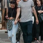 Matteo Darmian mano nella mano con la fidanzata Francesca07