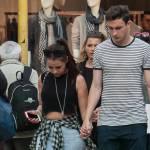 Matteo Darmian mano nella mano con la fidanzata Francesca06
