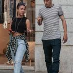 Matteo Darmian mano nella mano con la fidanzata Francesca12
