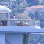 Leonardo DiCaprio in Costa Azzurra sul mega yacht: dopo Cannes Montecarlo 06