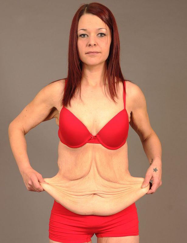 Perde 57 kg per amore e per essere più sexy...ma ora guardate che le è successo