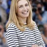 Julie Gayet, la comapgna di Hollande si rivede a Cannes 04