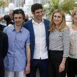 Julie Gayet, la comapgna di Hollande si rivede a Cannes 010