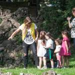 Guendalina Canessa, mamma e animatrice al parco pubblico13