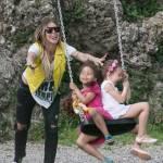 Guendalina Canessa, mamma e animatrice al parco pubblico17