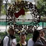 Hello Kitty, apre a Hong Kong il primo ristorante cinese a tema 08