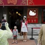 Hello Kitty, apre a Hong Kong il primo ristorante cinese a tema 14
