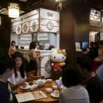 Hello Kitty, apre a Hong Kong il primo ristorante cinese a tema 13