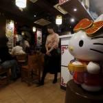 Hello Kitty, apre a Hong Kong il primo ristorante cinese a tema 11