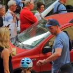 "Firenze, Ron howard e Tom Hanks sul set di ""Inferno"" 33"