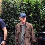 "Firenze, Ron howard e Tom Hanks sul set di ""Inferno"" 25"