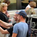 "Firenze, Ron howard e Tom Hanks sul set di ""Inferno"" 31"