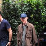 "Firenze, Ron howard e Tom Hanks sul set di ""Inferno"" 26"