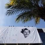 Ingrid Bergman nel manifesto di Cannes06