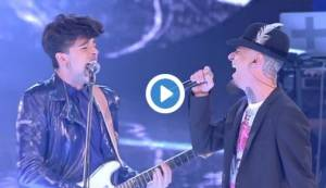 """Amici 14, Stash e J-Ax cantano """"Time is running out"""" dei Muse VIDEO"""