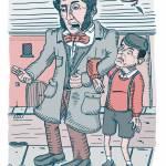 Vite segrete dei grandi scrittori italiani 08
