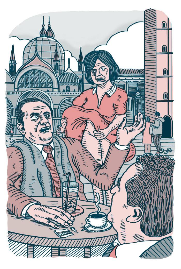 Vite segrete dei grandi scrittori italiani 10