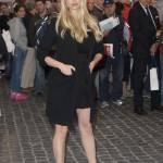 """Martina Stella presenta """"Rosso Mille Miglia"""" il look total black 12"""