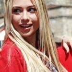 Martina Stella, Kasia Smutniak in gara alla Mille Miglia 06