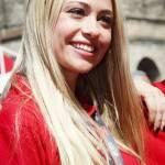 Martina Stella, Kasia Smutniak in gara alla Mille Miglia 03