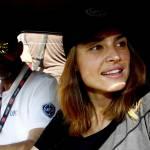 Martina Stella, Kasia Smutniak in gara alla Mille Miglia 14