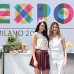 Clarissa Marchese e Giulia Arena, due Miss Italia ai fornelli di Expo 4