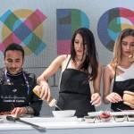 Clarissa Marchese e Giulia Arena, due Miss Italia ai fornelli di Expo 10