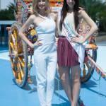 Clarissa Marchese e Giulia Arena, due Miss Italia ai fornelli di Expo 03