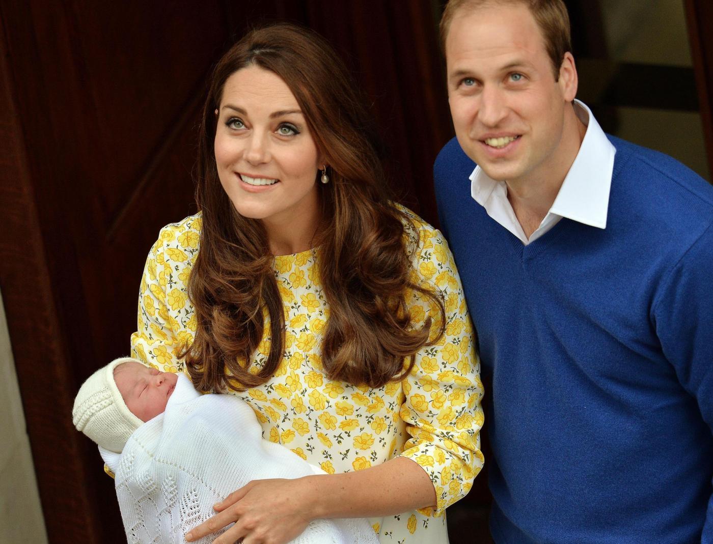 Royal Baby, ecco il nome: Charlotte Elizabeth Diana