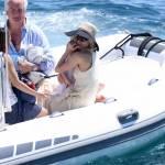 Sienna Miller, Victoria Silvstedt, Antonio Banderas: a Cannes con lo yacht07