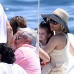 Sienna Miller, Victoria Silvstedt, Antonio Banderas: a Cannes con lo yacht0