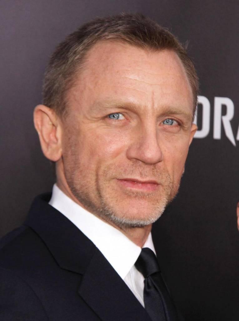 Daniel Craig, Jude Law, Bruce Willis: quando gli uomini stempiati sono più sexy