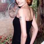 Angelina Jolie, com'era e com'è. L'attrice compie 40 anni FOTO 61