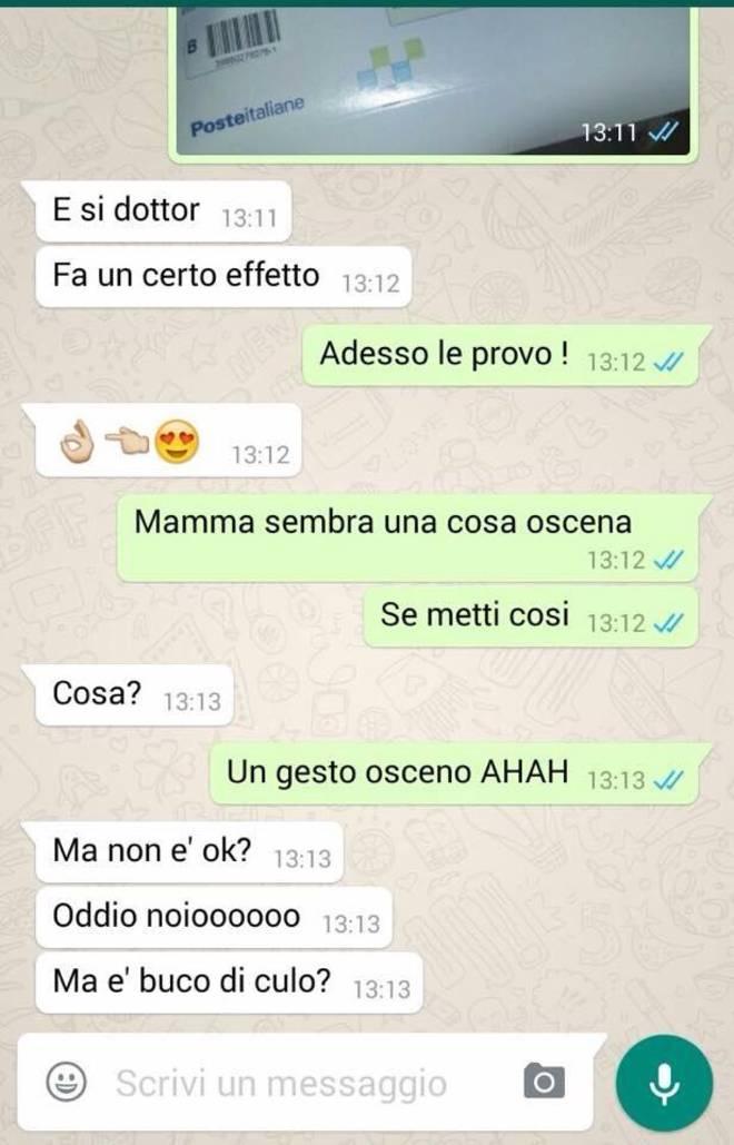 Mamme scrivono ai figli su WhatsApp. Su Facebook le chat più divertenti 05