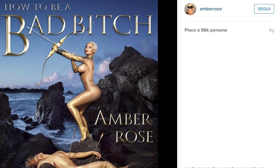 Come sottomettere gli uomini: il vademecum hot di Amber Rose