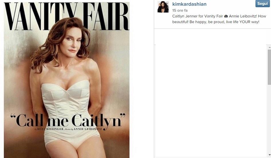 """Bruce Jenner è diventato donna: """"Chiamatemi Caitlyn"""" FOTO"""