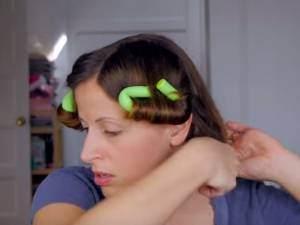 Come avere capelli mossi senza piastra VIDEO tutorial