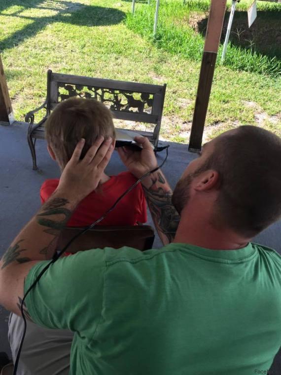 A 8 anni si fa crescere capelli per aiutare bambini malati di cancro FOTO, VIDEO3