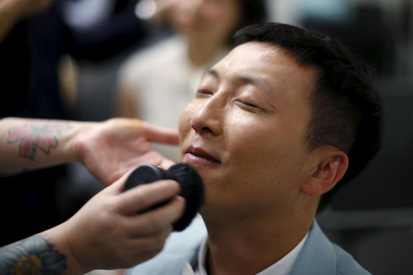 Sette coppie omosessuali cinesi si sposano a Los Angeles04