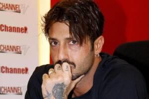 Fabrizio corona scarcerato per motivi di salute