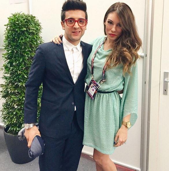 """Il Volo in amore? """"Gianluca Ginoble in compagnia della blogger Erika"""""""
