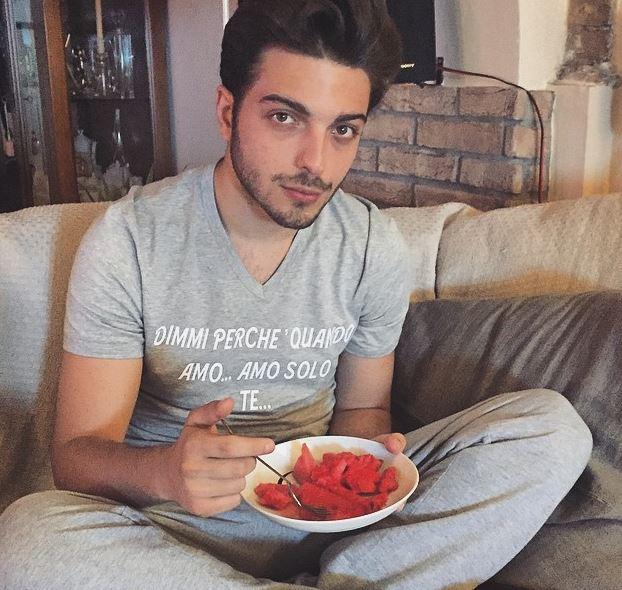 Gianluca Ginoble (Il Volo) piccolo divo: fa impazzire fan FOTO bn