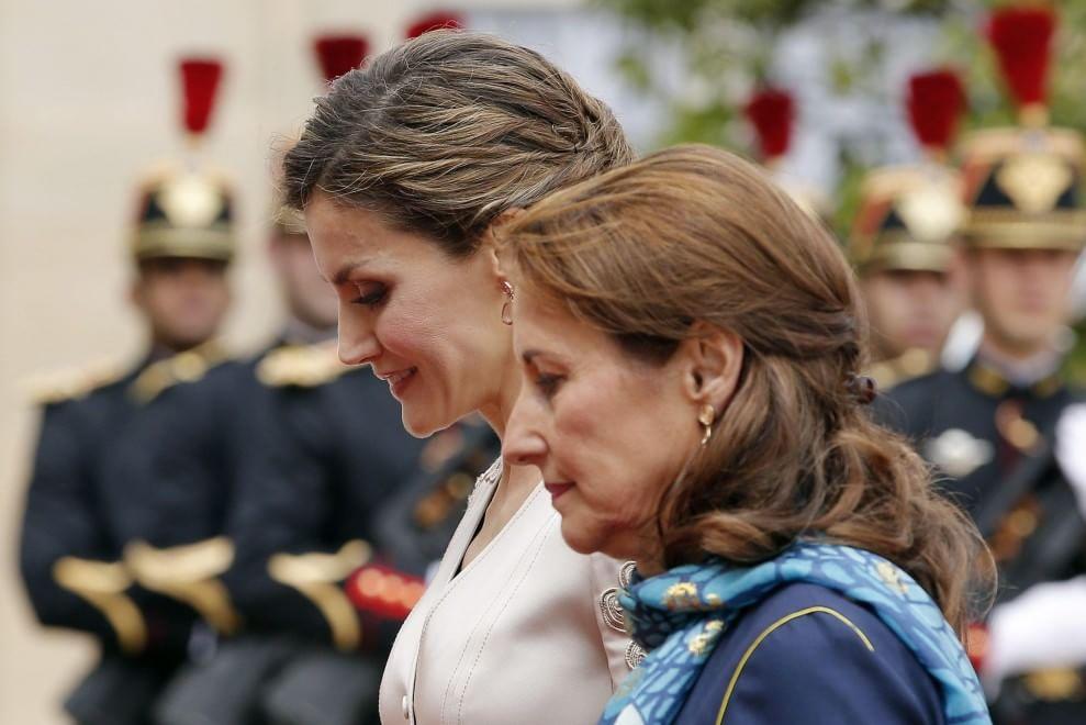 La rivincita di Ségolène Royal: accanto a Francoise Hollande all'Eliseo