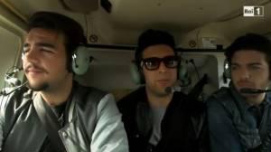 Il Volo a New York speciale Porta a Porta. Ignazio, Piero, Gianluca nella Grande Mela