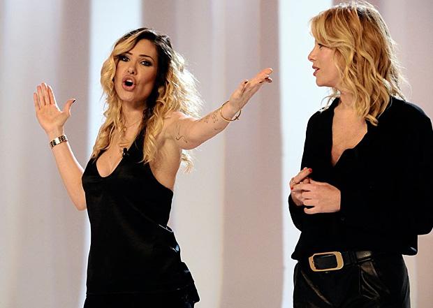 Ilary Blasi vs Alessia Marcuzzi per la conduzione del Granfe Fratello Vip