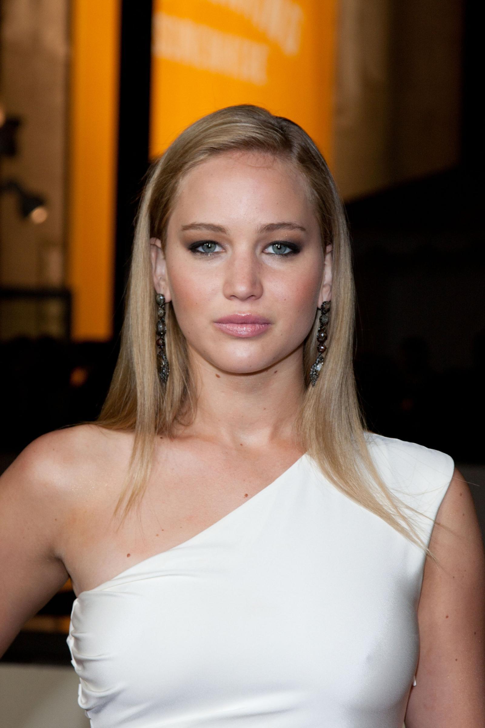 Jennifer Lawrence, com'era e com'è FOTO
